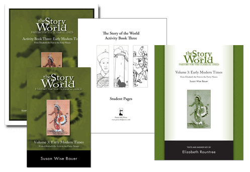 Story Of The World Volume 2 Activity Book