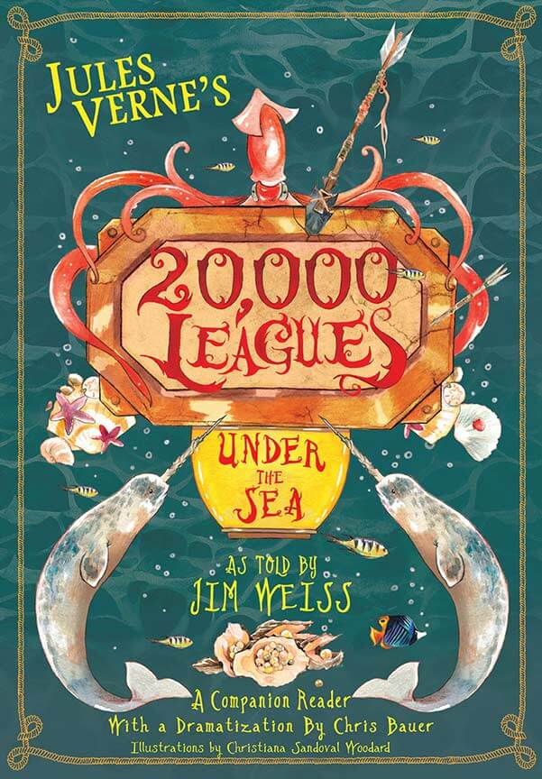 20,000 Leagues Under the Sea Companion Reader - Well-Trained Mind