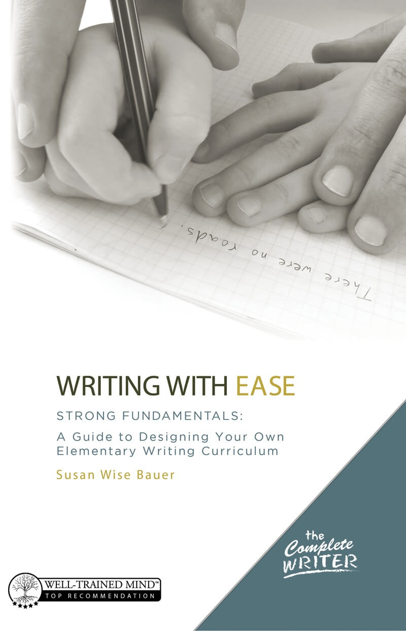 writing with ease Last week skeeterbug finished level 2 of writing with ease this is a four-day a  week program one day of narration, two days of dictation, then.