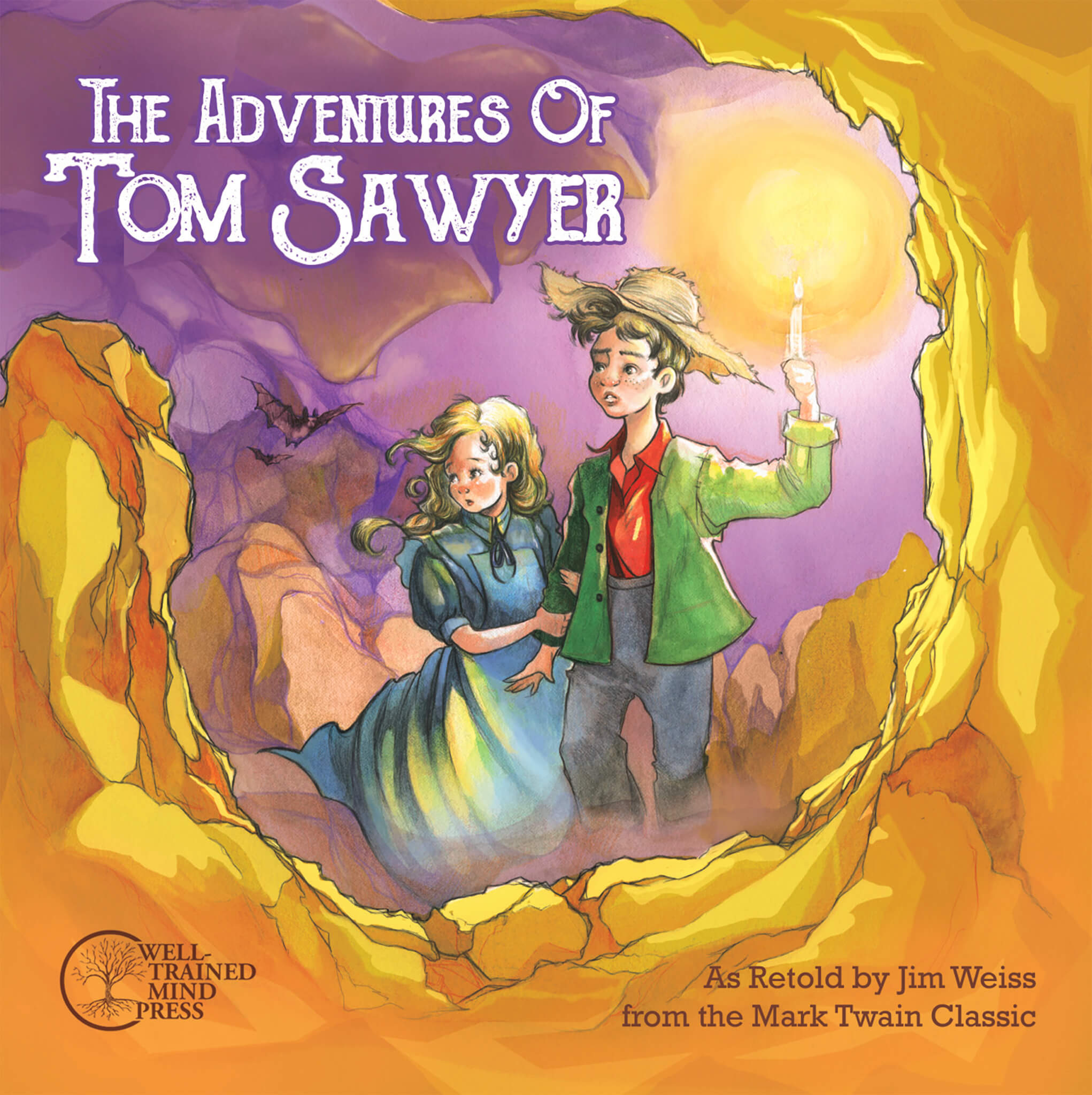 The Adventures of Tom Sawyer - Well-Trained Mind
