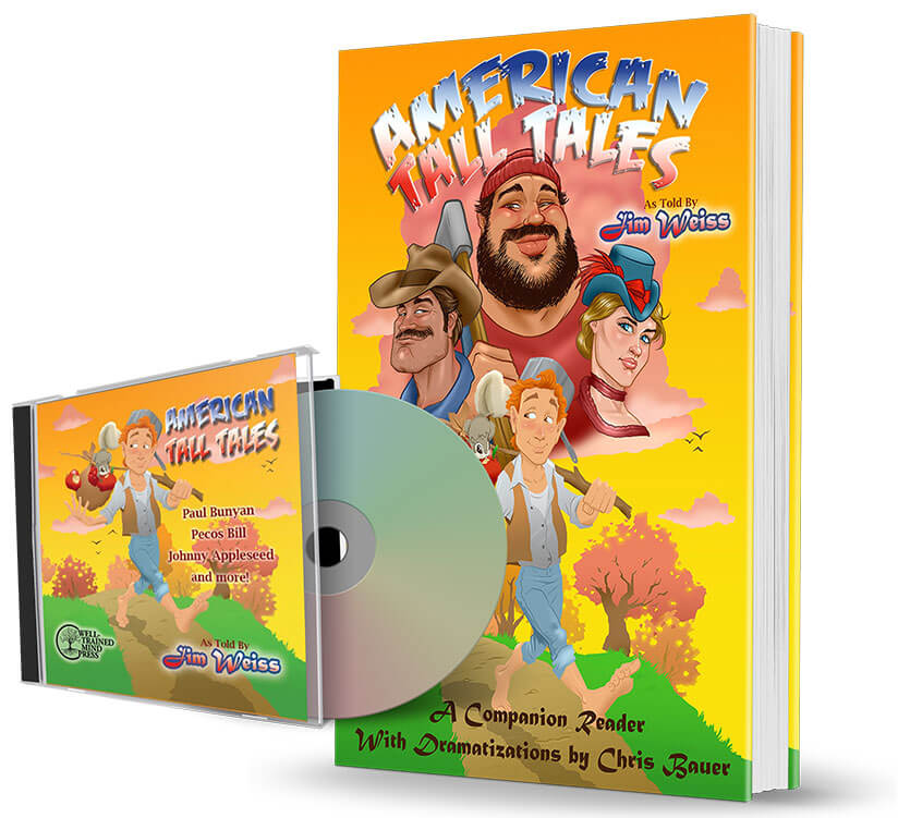 American Tall Tales Physical Bundle