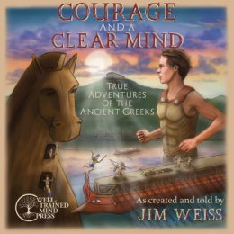 Courage and a Clear Mind RGB
