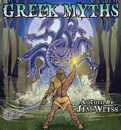 The Science Of Getting Kids Organized >> Greek Myths - Well-Trained Mind