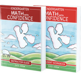 Kindergarten Math With Confidence Bundle