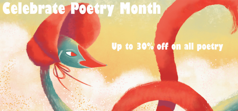 Poetry Month Banner