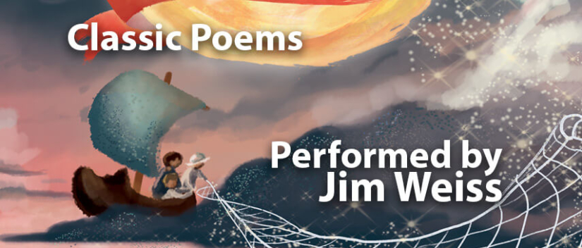 Poetry sale banner