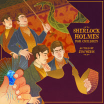 Sherlock Holmes for Children Audiobook Cover